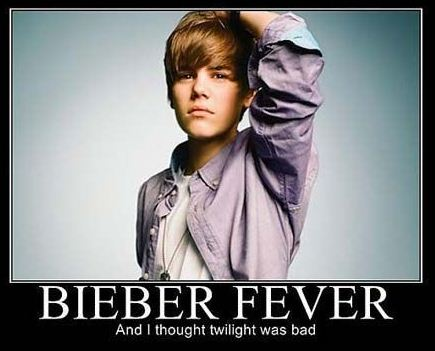 Bieber vs Twilight