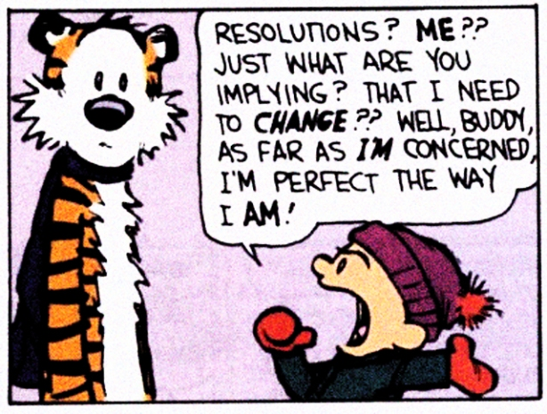 C&H New Yrs resolution