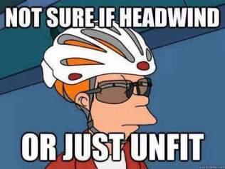 Bike unfit meme