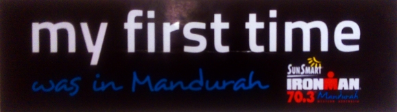 First time at mandurah