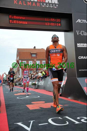 Finisher Pic